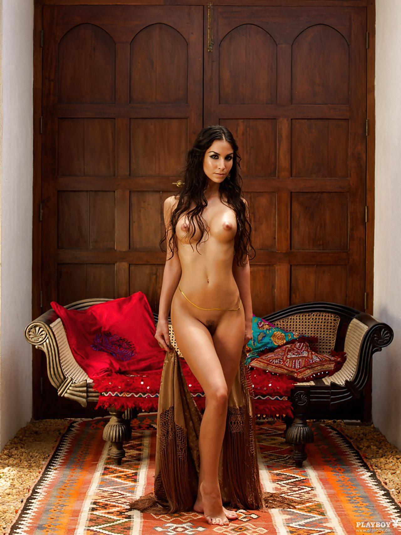 Sila Sahin Playboy (1)