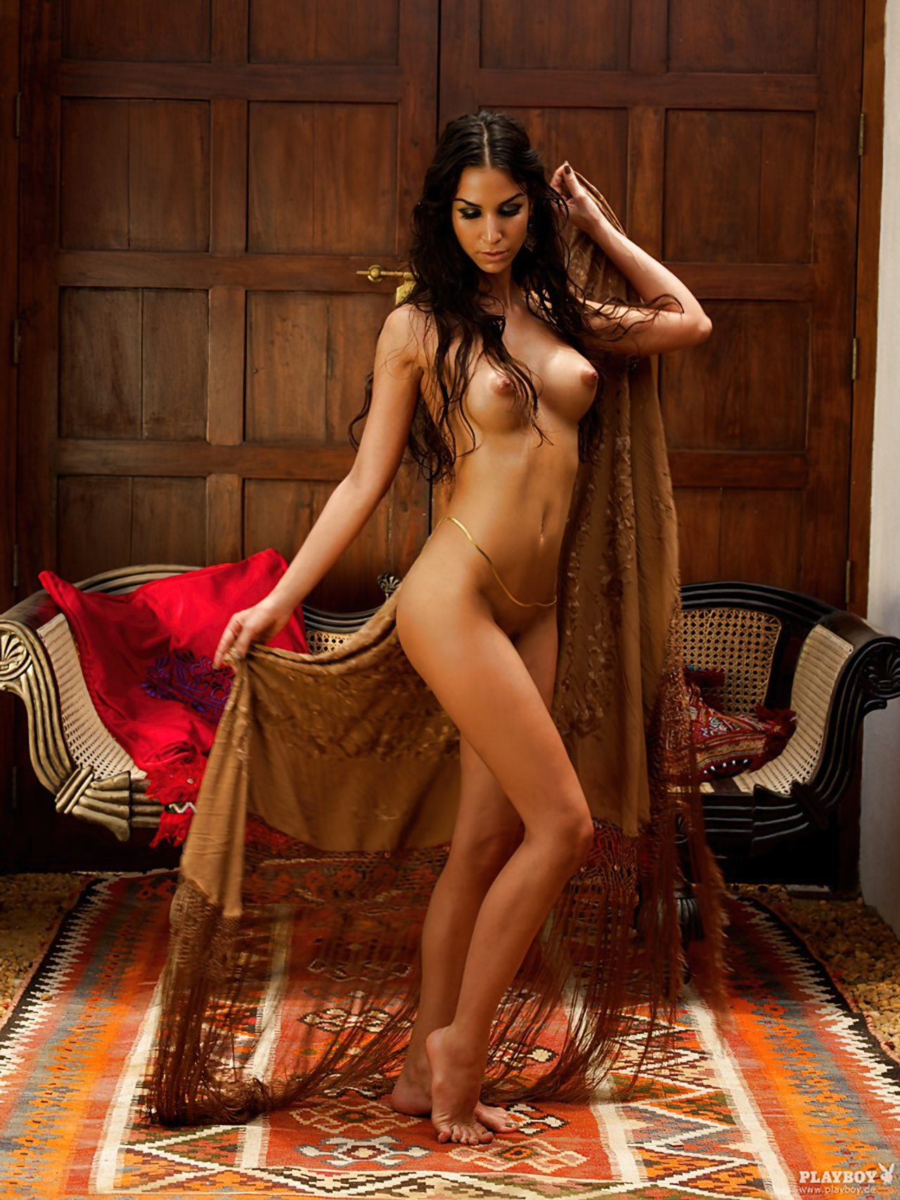 Sila Sahin Playboy (2)