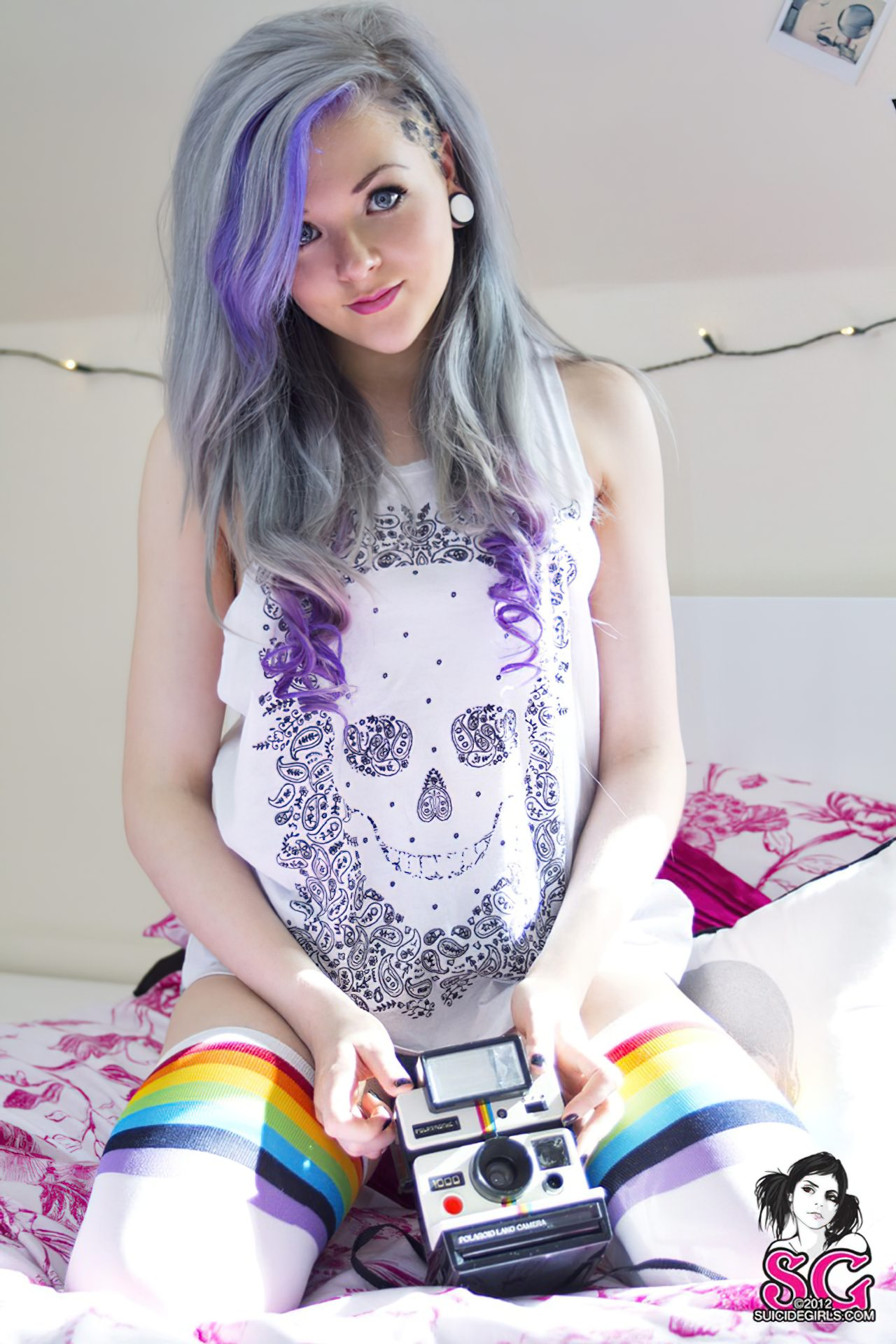 Suicide Girl Sexy (1)