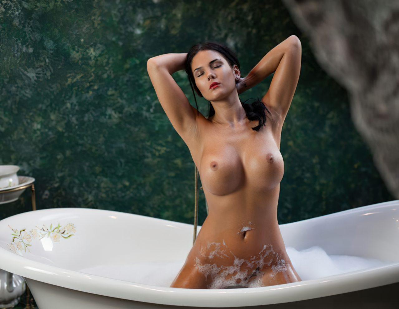 Corpo Delicioso Banho