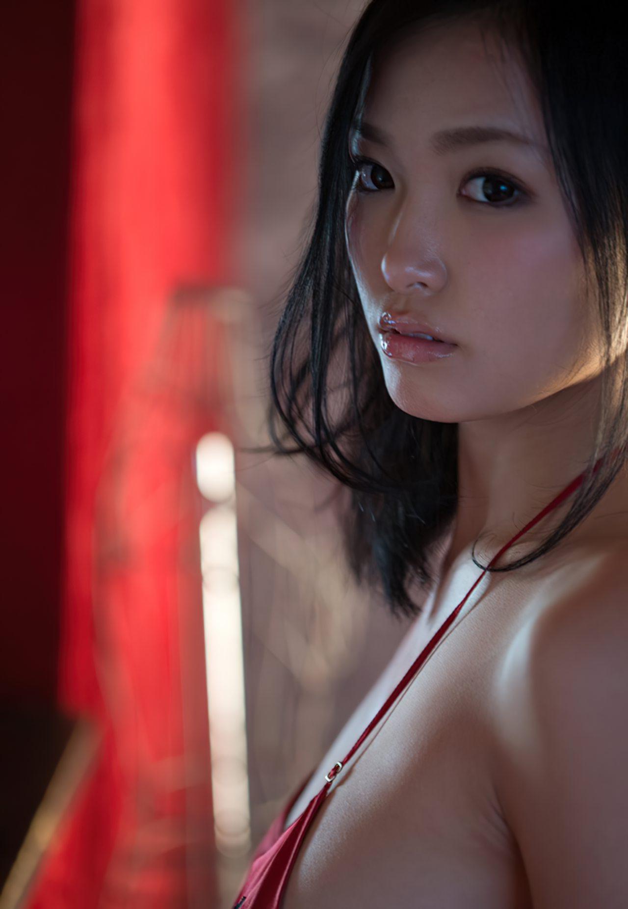 Japonesa Nua Bonita (1)