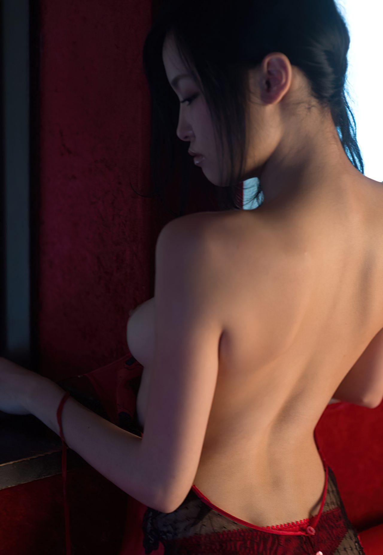 Japonesa Nua Bonita (13)