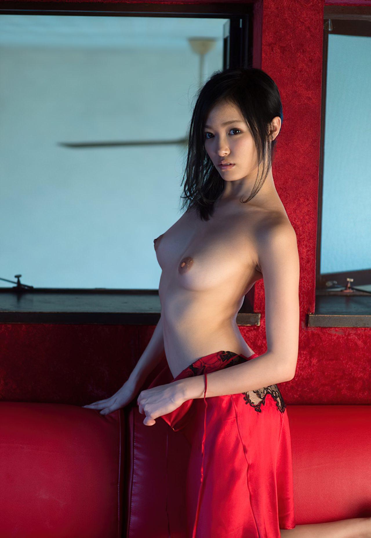 Japonesa Nua Bonita (19)