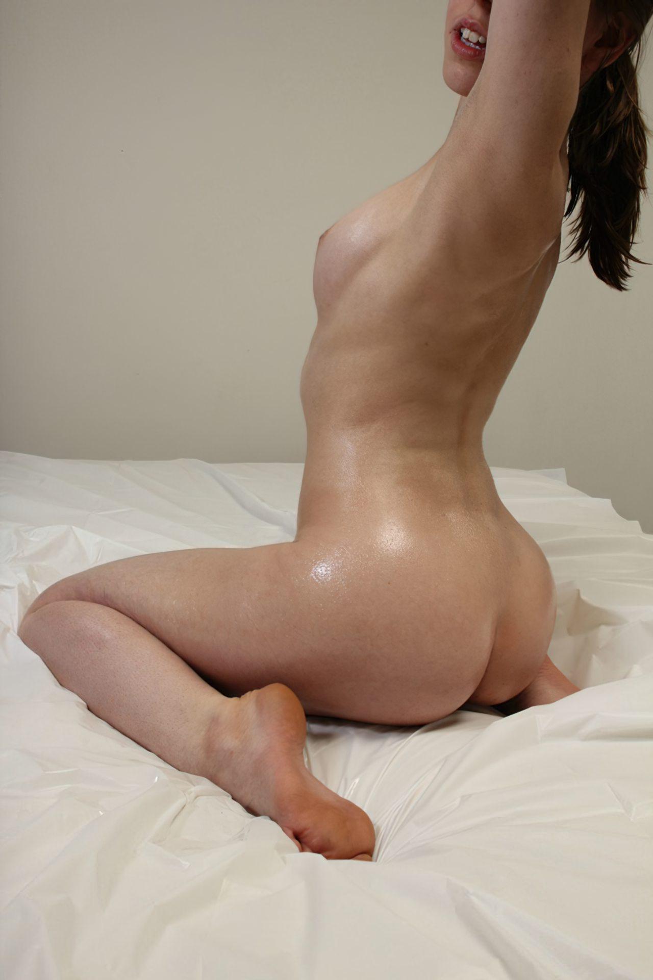 Mulher Oleo Corpo (5)