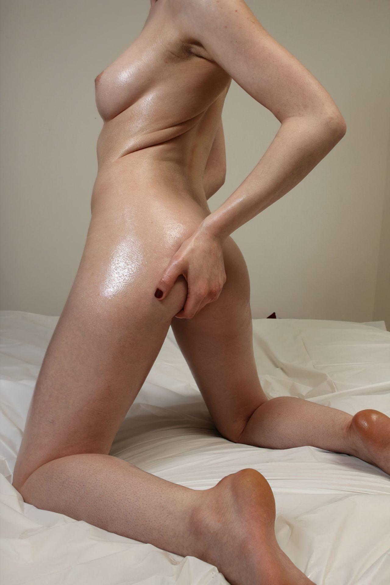 Mulher Oleo Corpo (6)