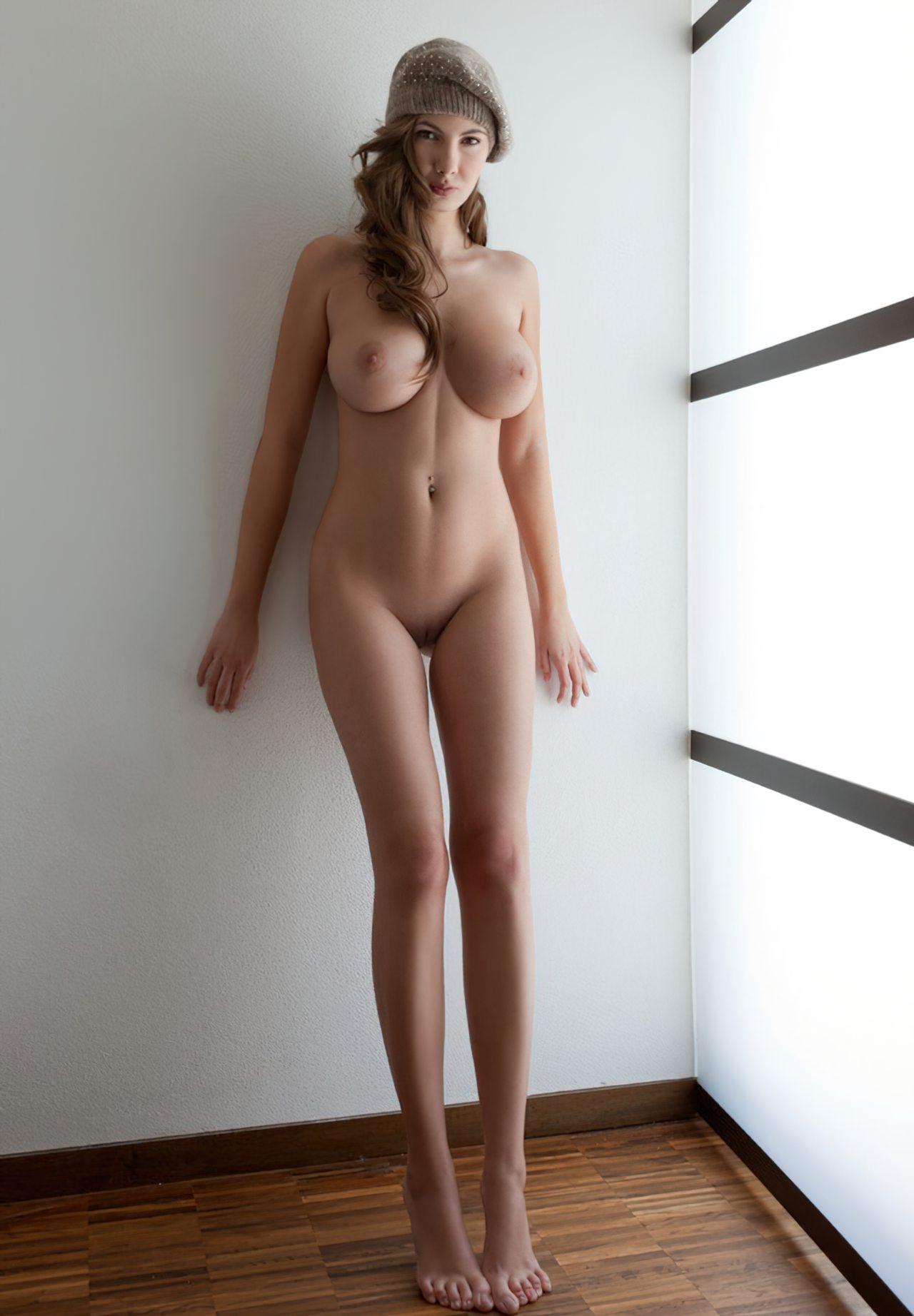 Mulher Nua Corpinho Lindo