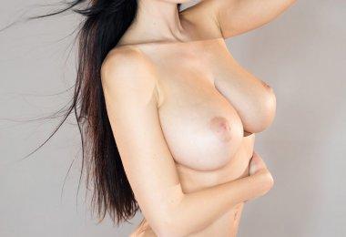 Morena Peitos Grandes Nua (6)