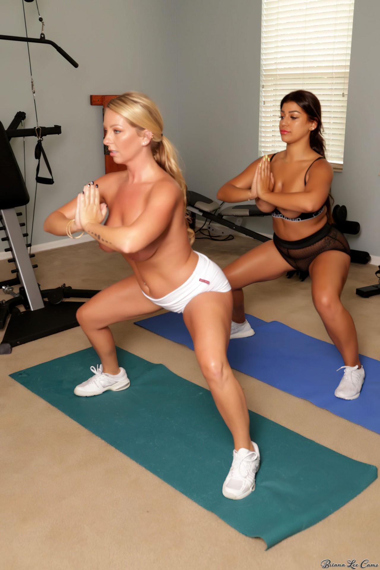 Amigas Exercício Físico (14)